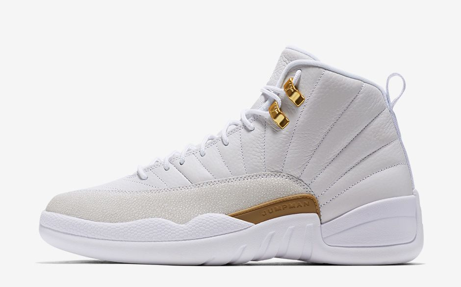 Air Jordan 12 OVO seconda release
